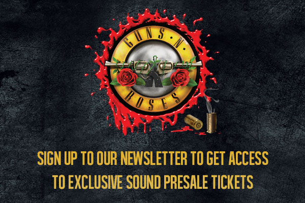 Guns N' Roses 'Not In This Lifetime' tour