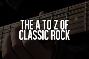 A to Z of Classic Rock