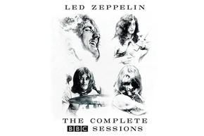 Led Zeppelin premiere new track 'Sunshine Woman' from The Complete BBC Sessions