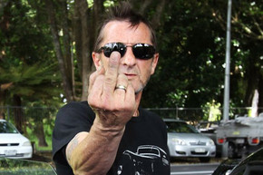 Phil Rudd reveals he had a heart attack just a few weeks ago