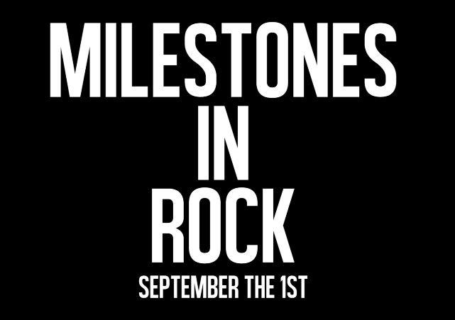 September 1: U2 release first album