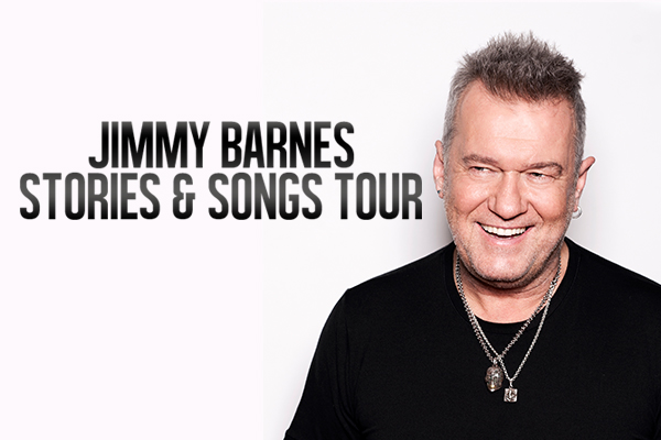 Jimmy Barnes 'Stories & Songs' tour coming to NZ 2017