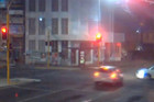 Shocking near-miss at Wellington intersection caught on camera