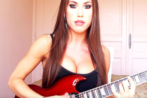 Jess Greenberg covers Jumpin' Jack Flash by the Stones