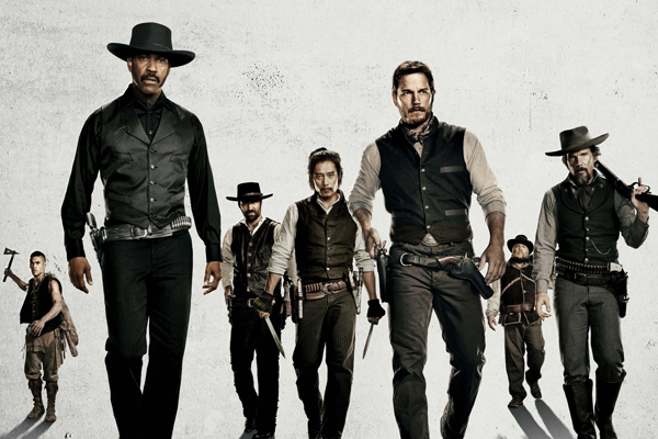Win tickets to The Magnificent Seven