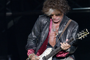 Joe Perry to release part of his new solo album next year