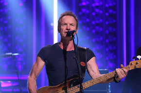 Sting just released a new video for his latest single