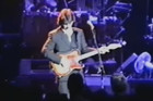 George Harrison performs 'Got My Mind Set On You' live in 1992