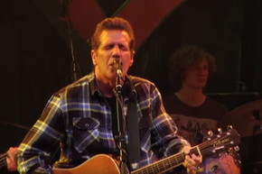 Glenn Frey performs 'Tequila Sunrise' live in 2010