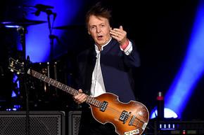 Paul McCartney suing Sony for Beatles songs
