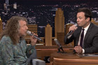 Robert Plant & Jimmy Fallon's duet of 'Duke of Earl' is something else